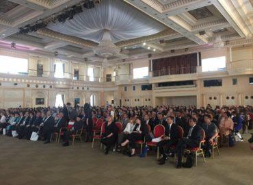 VI Съезд онкологов и радиологов Республики Казахстан