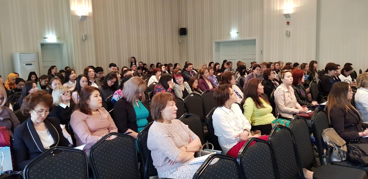 XIX-ый Национальный Международный Казахстанский Конгресc «Астма и Аллергия»
