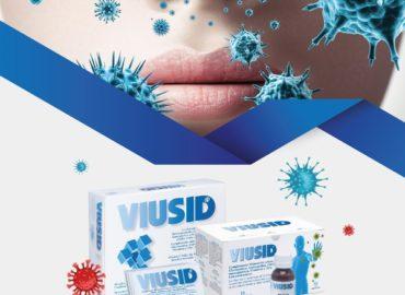 Виусид - первая линия защиты от коронавируса!