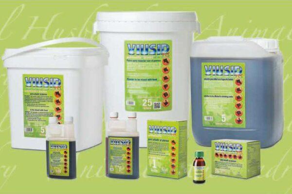 VIUSID®vet -эксклюзивный продукт с антивирусным, антиоксидантным и иммуномодулирующим действием